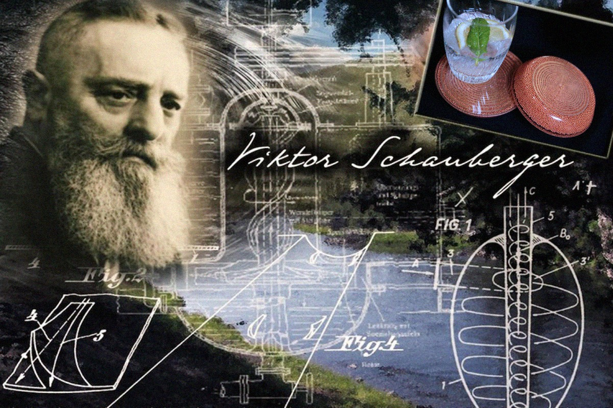 O ιδιοφυής Dr. Viktor Schauberger