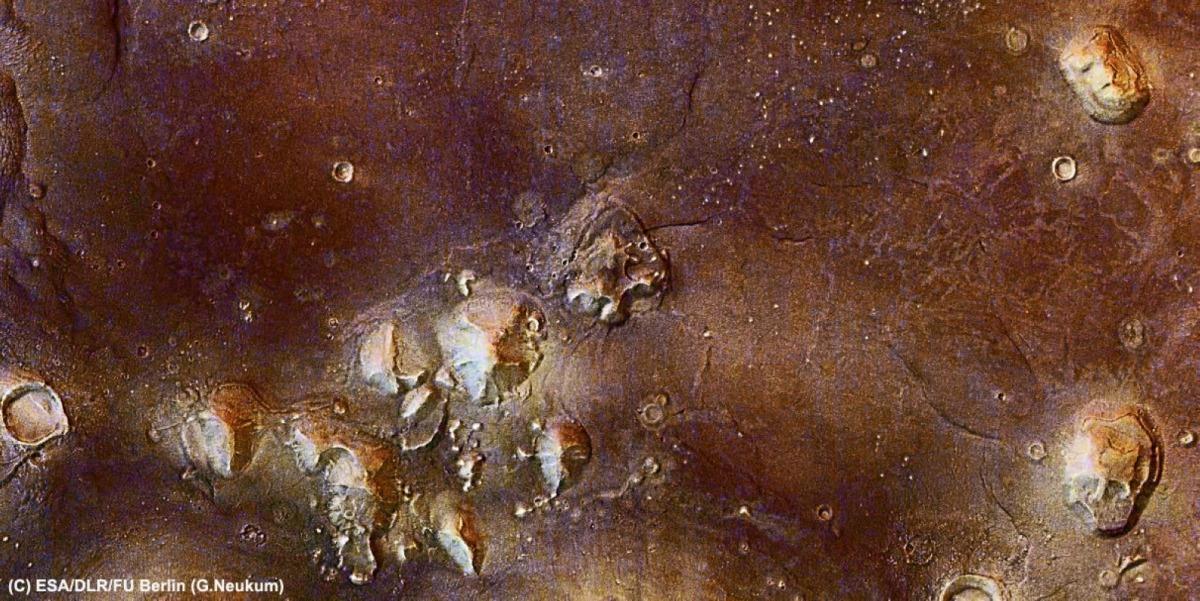 Cydonia Mars