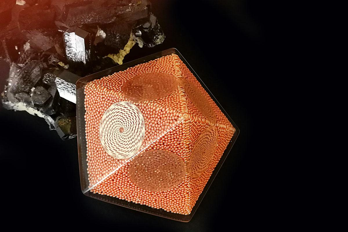 MARS PYRAMIDE ORGONION B