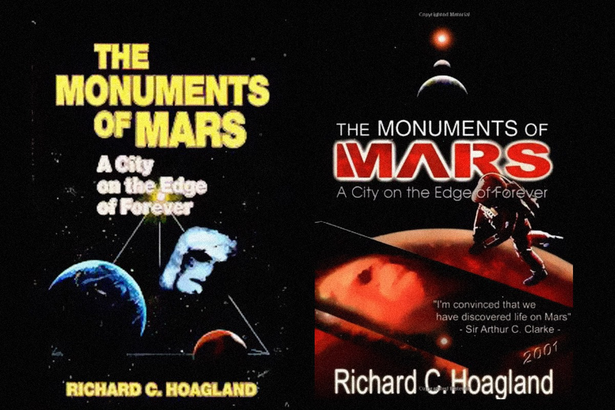 The-Monuments-of-Mars A-City book - MAGGOS