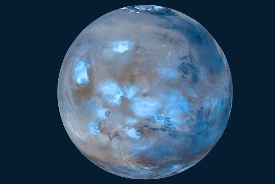Άρης ο Απαγορευμένος Πλανήτης